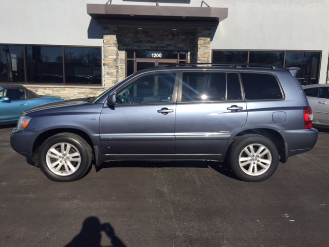 2006 toyota highlander hybrid limited awd 4dr suv in evansville in best choice auto. Black Bedroom Furniture Sets. Home Design Ideas