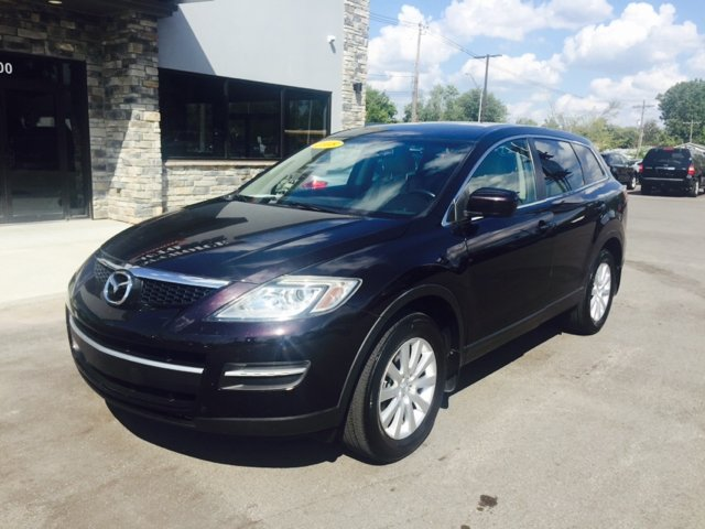 2008 mazda cx 9 sport 4dr suv in evansville in best choice auto. Black Bedroom Furniture Sets. Home Design Ideas