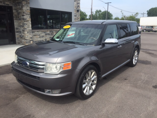 2009 ford flex limited awd crossover 4dr in evansville in. Black Bedroom Furniture Sets. Home Design Ideas