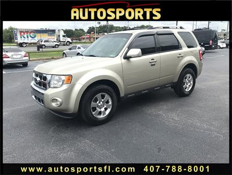 2011 Ford Escape for sale in Casselberry, FL