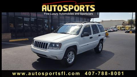 2004 Jeep Grand Cherokee for sale in Casselberry, FL