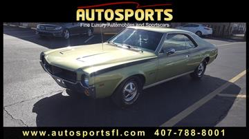1968 AMC Javelin for sale in Casselberry, FL