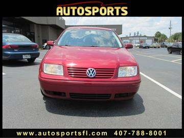 1999 Volkswagen Jetta for sale in Casselberry, FL