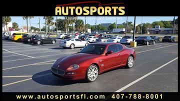 2005 Maserati Coupe for sale in Casselberry, FL