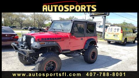 1994 Jeep Wrangler for sale in Casselberry, FL