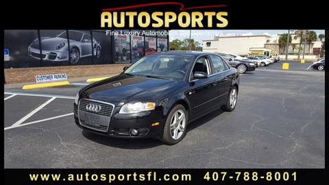 2007 Audi A4 for sale in Casselberry, FL