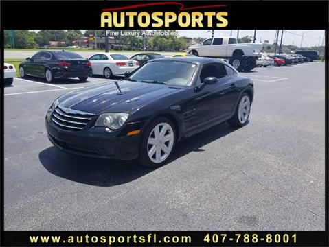 2006 Chrysler Crossfire for sale in Casselberry, FL
