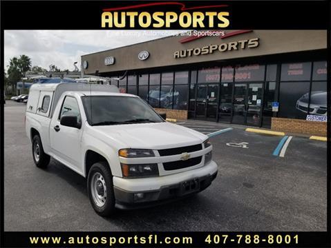 2012 Chevrolet Colorado for sale in Casselberry, FL