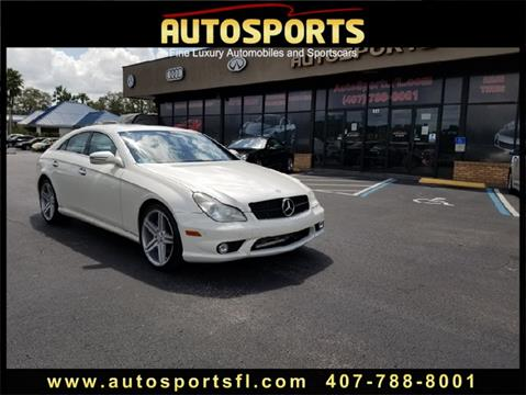 2009 Mercedes-Benz CLS for sale in Casselberry, FL