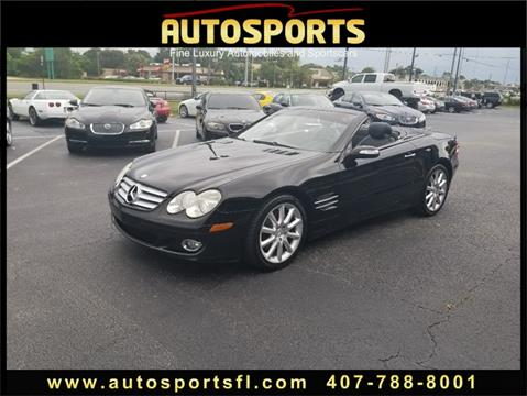 2007 Mercedes-Benz SL-Class for sale in Casselberry, FL