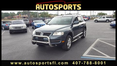 2006 Volkswagen Touareg for sale in Casselberry, FL