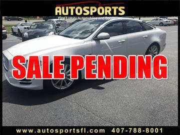 2012 Jaguar XJ for sale in Casselberry, FL