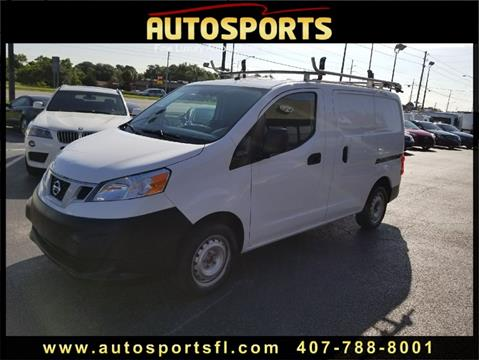 2014 Nissan NV200 for sale in Casselberry, FL