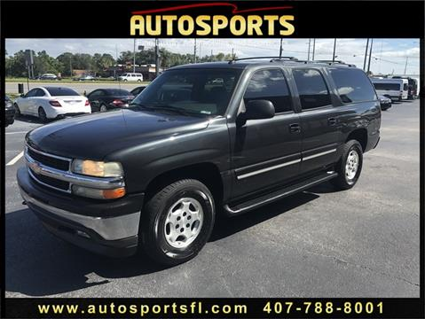 2005 Chevrolet Suburban for sale in Casselberry, FL