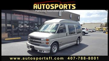 2000 Chevrolet Express for sale in Casselberry, FL