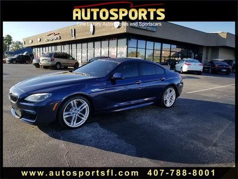 2014 BMW 6 Series for sale in Casselberry, FL