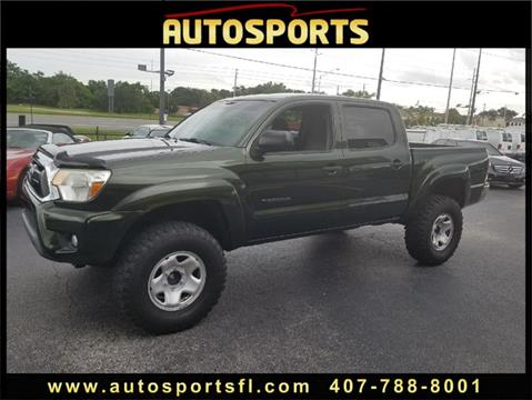 2012 Toyota Tacoma for sale in Casselberry, FL