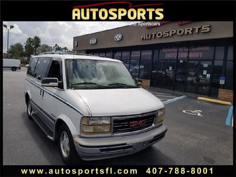 2000 GMC Safari for sale in Casselberry, FL