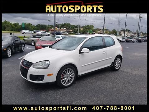 2006 Volkswagen GTI for sale in Casselberry, FL