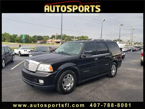 2006 Lincoln Navigator for sale in Casselberry, FL