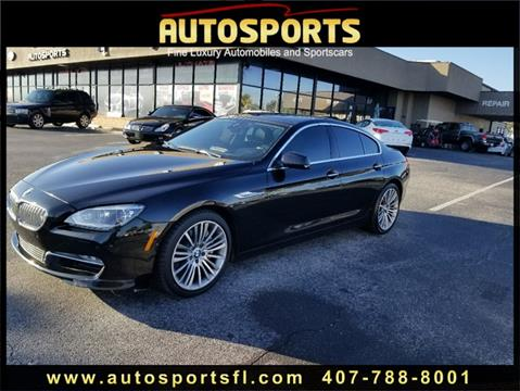2013 BMW 6 Series for sale in Casselberry, FL