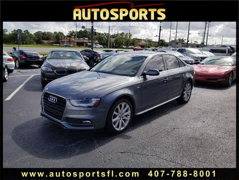 2014 Audi A4 for sale in Casselberry, FL