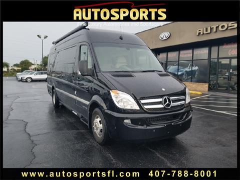 2012 Mercedes-Benz Sprinter Cargo for sale in Casselberry, FL