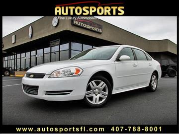 2010 Chevrolet Impala for sale in Casselberry, FL