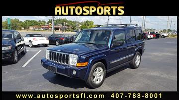 2006 Jeep Commander for sale in Casselberry, FL