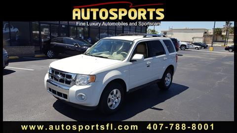 2012 Ford Escape for sale in Casselberry, FL
