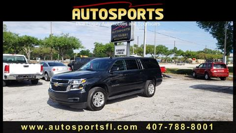 2019 Chevrolet Suburban For Sale In Casselberry Fl