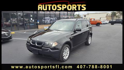 2005 BMW X3 for sale in Casselberry, FL