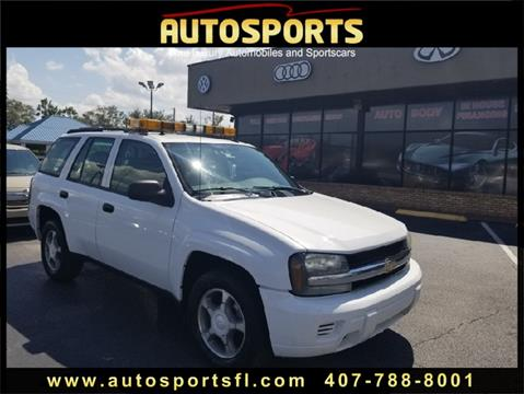 2006 Chevrolet TrailBlazer for sale in Casselberry, FL