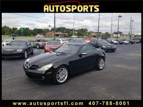 2008 Mercedes-Benz SLK for sale in Casselberry, FL