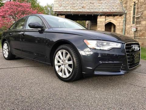 2014 Audi A6 for sale in Wakefield, MA