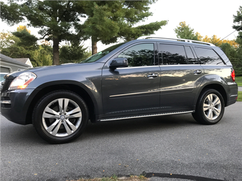 2012 Mercedes-Benz GL-Class for sale in Wakefield, MA