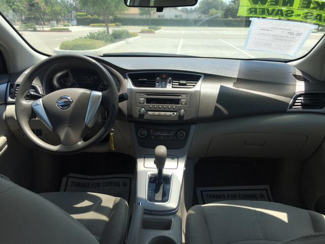 2013 Nissan Sentra S 4dr Sedan CVT - Rialto CA