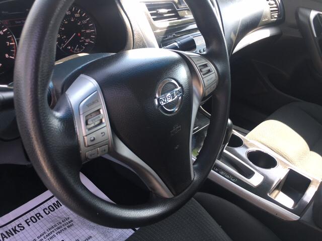 2014 Nissan Altima 2.5 S 4dr Sedan - Rialto CA