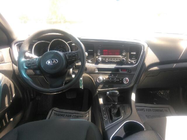 2015 Kia Optima LX 4dr Sedan - Rialto CA
