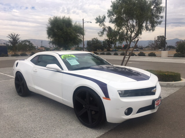 2013 chevrolet camaro ls 2dr coupe w 2ls in rialto ca. Black Bedroom Furniture Sets. Home Design Ideas