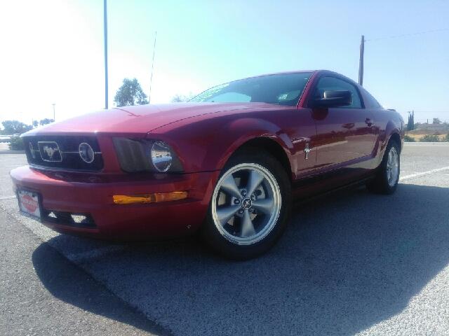 Vehicle Options & 2008 Ford Mustang V6 Premium 2dr Fastback In RIALTO CA - Esquivel ... markmcfarlin.com