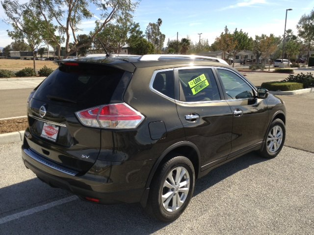 2015 nissan rogue sv 4dr crossover in rialto ca esquivel auto vehicle options sciox Images
