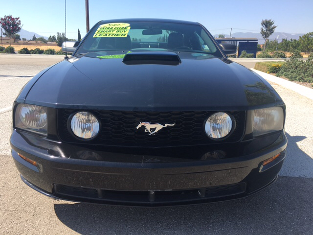 2007 Ford Mustang GT Premium 2dr Coupe - Rialto CA