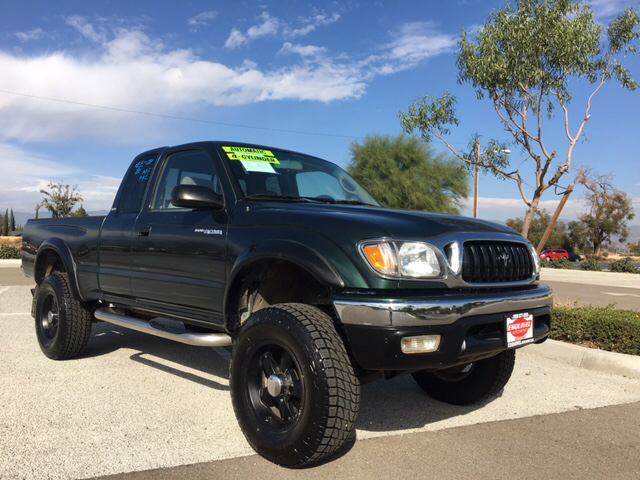 2002 toyota tacoma 2dr xtracab prerunner 2wd sb in rialto ca esquivel auto depot inc. Black Bedroom Furniture Sets. Home Design Ideas