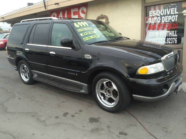 2002 Lincoln Navigator for sale in RIALTO CA