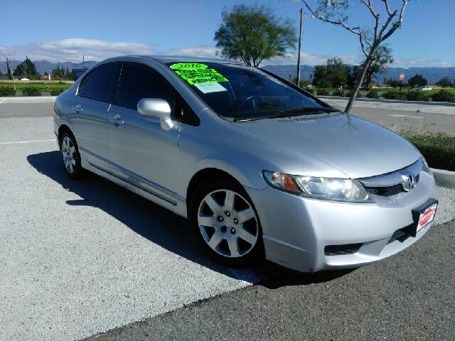 2010 Honda Civic LX 4dr Sedan 5A - Rialto CA
