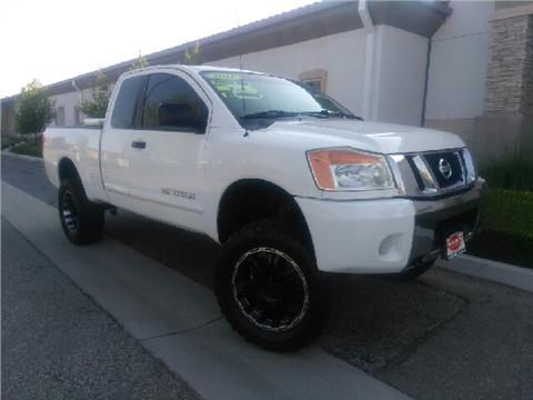 2011 Nissan Titan