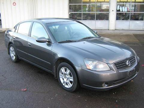 2006 Nissan Altima for sale in Corvallis, OR