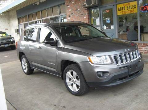 2013 Jeep Compass for sale in Corvallis, OR