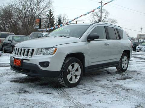 2012 Jeep Compass for sale in Green Bay, WI